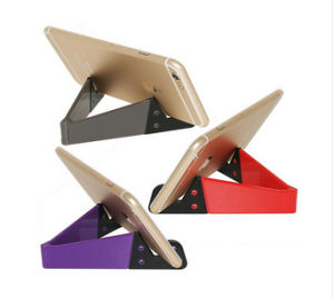Universal Foldable Phone Stand Holder for Smartphone and Tablet pictures & photos