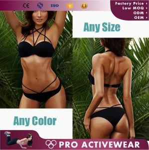 OEM Wholesale Fashion Summer Custom One Set Bikini Swimwear pictures & photos