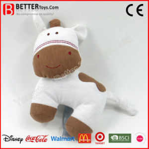 Safe Material Stuffed Animal Plush Baby Cow Toy pictures & photos