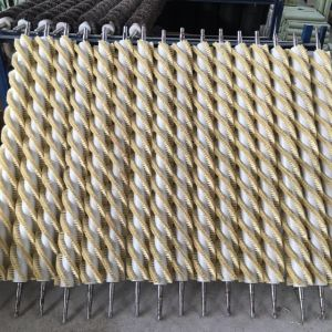 Food Washing Roller Brush for Food Machine pictures & photos