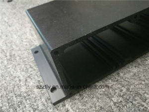 6063 Clear Anodised Aluminum Extrusion Profile pictures & photos