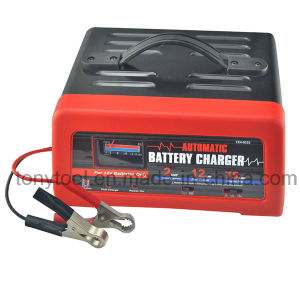 2/12/75A 12V Battery Charger with 75A Engine Start pictures & photos