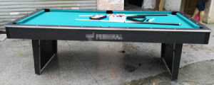 Cheap Folding Pool Table with Dining Top
