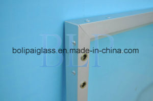 Welcome Custom! PU Padding Aluminium Frame Transparent Glass Basketball Backboard pictures & photos