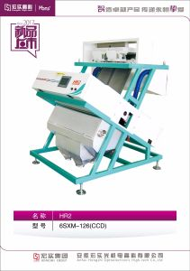Super Clear Imaging, Resolution Ratio, Color Reduction Well, CCD Rice Color Sorter Machine pictures & photos