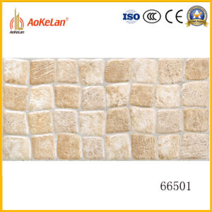 Hot Sale Inkjet Matt Glazed Exterior Wall Tile with Rustic Design with ISO pictures & photos