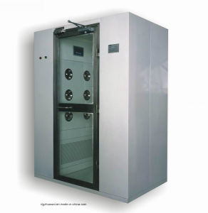 Powder Coated Steel Air Shower with Ce TUV ISO Approval pictures & photos