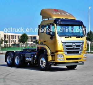 336HP Sinotruk HOWO/HOHAN 6X4 Tractor Truck pictures & photos
