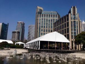 Latest Large Polygon Marquee Carpa Tent for 3000 People Concert Hall pictures & photos