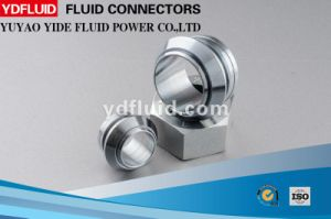 Customized Hydraulic and Pneumatic Flared Brass Fitting pictures & photos