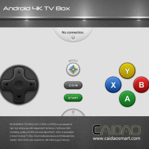 New Arrival 2.4G/5.8g Dual Band WiFi Bt Android 6.0 Smart Game TV Box Based on Cortex A53 64bit Processor. 3GB+32GB pictures & photos