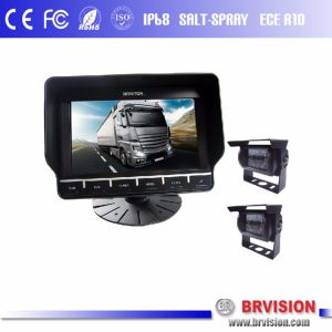 7 Inch Monitor with Rear View Small Size Camera pictures & photos