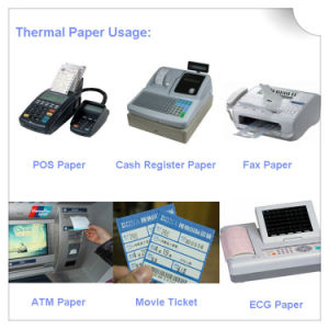 Thermal Paper Slitting Machine (900-1200F) pictures & photos
