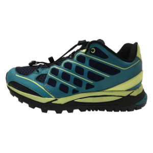 Outdoor Antiskid Footwear Athletic Shoes Sports Running Shoes pictures & photos