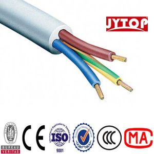 6mm Twin and Earth Electrical Cable for PVC Insulated Building Wire pictures & photos