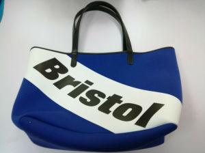 Neoprene Big Handbag Bag Tote Bag Shoulder Bag pictures & photos