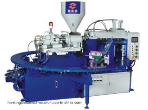 Melissa Plastic Jelly Shoes Injection Machine pictures & photos