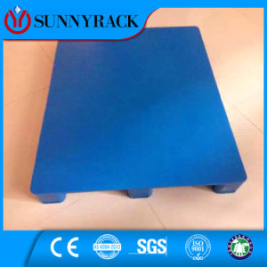 Eight Steel Ribs Heavy Duty HDPE Plastic Pallet