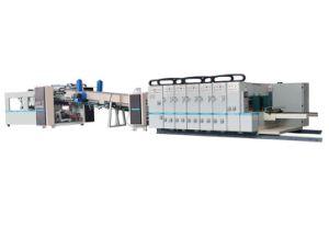 Carton Box Folding Gluing Packing Line - International Famous Brand Parts