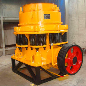 High Quality Hydraulic Compound Cone Crusher / Crushing Machine pictures & photos