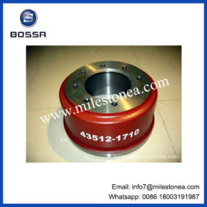 Heavy-Duty Truck Parts for Volvo/BPW/Hino/Renault/Nissan Brake Drum pictures & photos