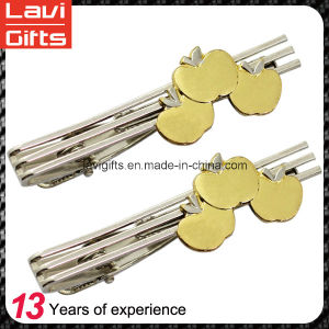 Promotion Fashion Custom Metal Tie Clip pictures & photos