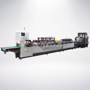 High Speed Bag-Seal Bag-Making Machinehd-450t pictures & photos