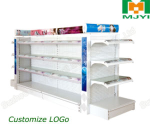 OEM Modern Supermarket Store Snacks Display Rack Shelf pictures & photos