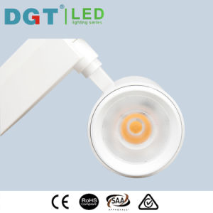 High Power White / Black / Grey LED Track Spot Lighting pictures & photos