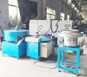 Metal Pull Ring Cap Making Machine Production Line pictures & photos