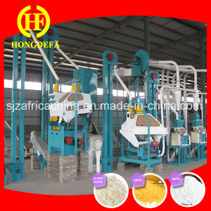 10t/D 20t/D 30t/D 50t/D Economy Maize Flour Mill Machine pictures & photos
