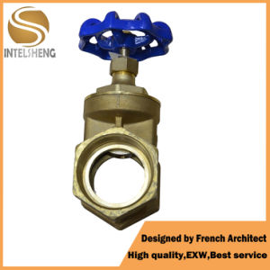 200 Wog Brass Threaded Gate Valves pictures & photos