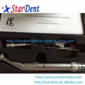6 Holes New Kavo Type 660b Fiber Optical Handpiece with Kavo Competabile pictures & photos