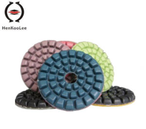 Polishing Pads For Cement Dry Grinding Pad pictures & photos
