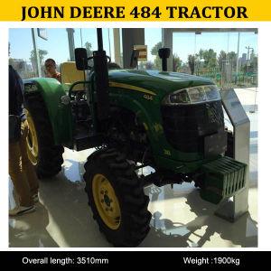 China Agriculture Tractor John Deer 484, 48HP John Deer 484 Mini Tractor, John Deer Tractor 484 pictures & photos