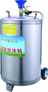 201 Steel Stainless Car Foam Washing Machine pictures & photos