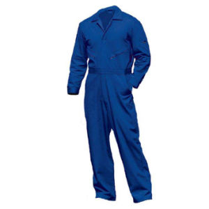 with Best Price 100% Cotton Porban Flame Retardant Overall pictures & photos