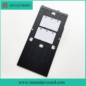 Inkjet PVC ID Card Tray for Epson R220 Printer pictures & photos