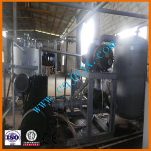 Waste Black Motor/Car/Truck/Marine/Mineral/Synthetic Engine Oil Renovation Equipment pictures & photos
