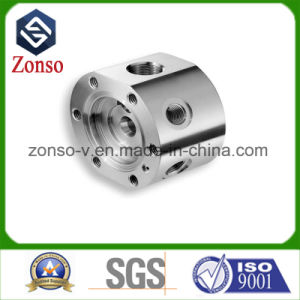 China Manufacturer Producing Precision Turned Milled CNC Turning Milling Components pictures & photos