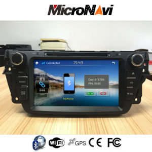 2 DIN Car GPS for Mg GS with RDS TV iPod Bluetooth DVD pictures & photos