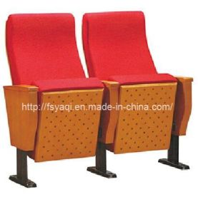 Wood Church Auditorium Chairs (YA-13D) pictures & photos