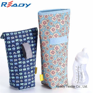 Customized Microfiber Insulated Bag Ice Cooler Bag for Baby Bottle pictures & photos