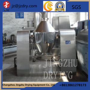 Foodstuff Double Cone Rotary Vacuum Dryer pictures & photos
