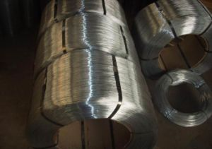 Galvanized High Carbon Straightened Steel Wire pictures & photos