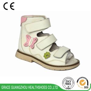 Kids Orthotic Shoes Thomas Heel Orthopedic Shoes pictures & photos