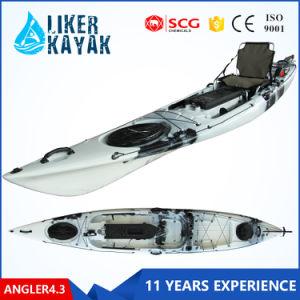 2017 Hot Sale 3 Years Warranty Single Ocean Fishing Kayak pictures & photos