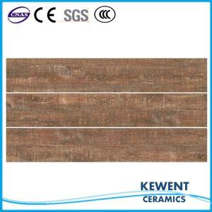 Manufacturer New Model Inkjet Wooden Flooring Tiles pictures & photos