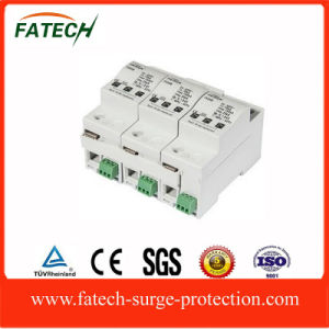 Iimp 25kA Solar PV Type 1 DC Surge Protector pictures & photos
