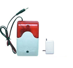 Outdoor Indoor Wireless Flasher Siren Alarm pictures & photos
